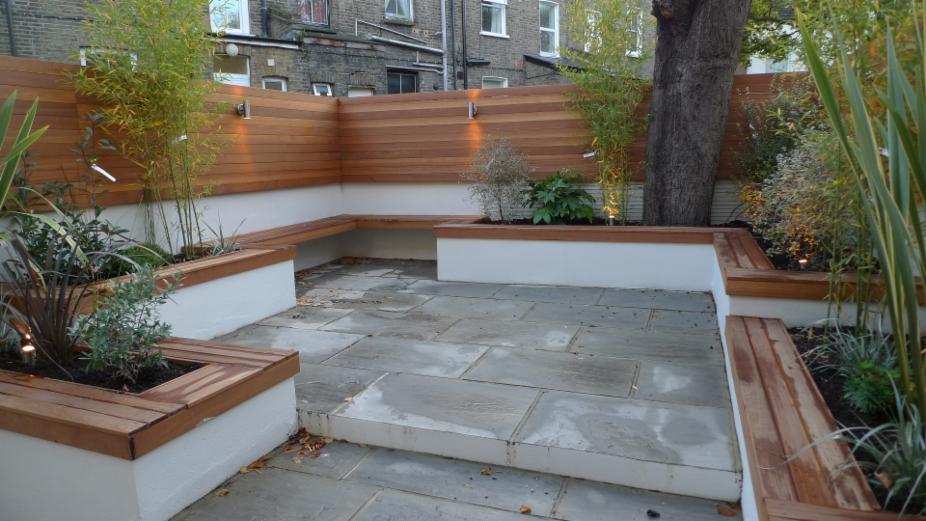 Kensington paving landscape gardeners and designers for Garden maintenance london
